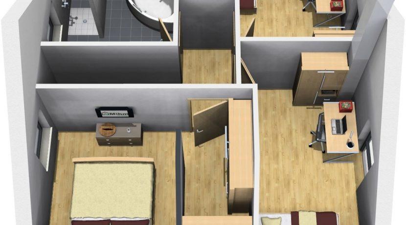 Idealo 109SD+KG58_Bauantrag_Ansichten_DG-Terrasse