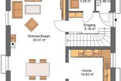 Idealo 109SD+KG58_Bauantrag_Ansichten_EG-Entwurf