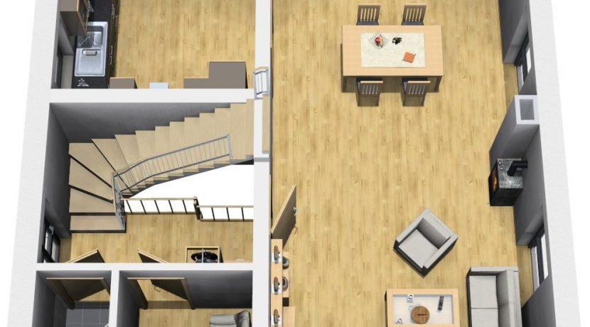 Idealo 109SD+KG58_Bauantrag_Ansichten_EG-Terrasse