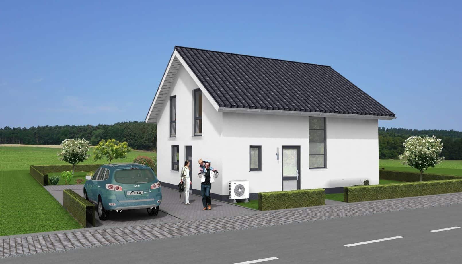 Einfamilienhaus in 37287 Wehretal-Reichensachsen