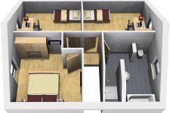 Bauantrag_Sonneninsel_36.5_Änderung vom 2015-02-18_Ansichten-DG-Eingang