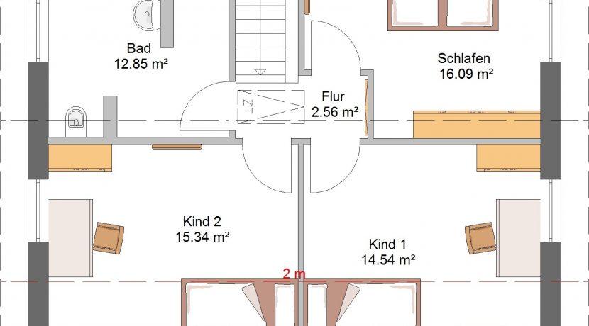 Bauantrag_Sonneninsel_36.5_Änderung vom 2015-02-18_Ansichten-DG-Entwurf