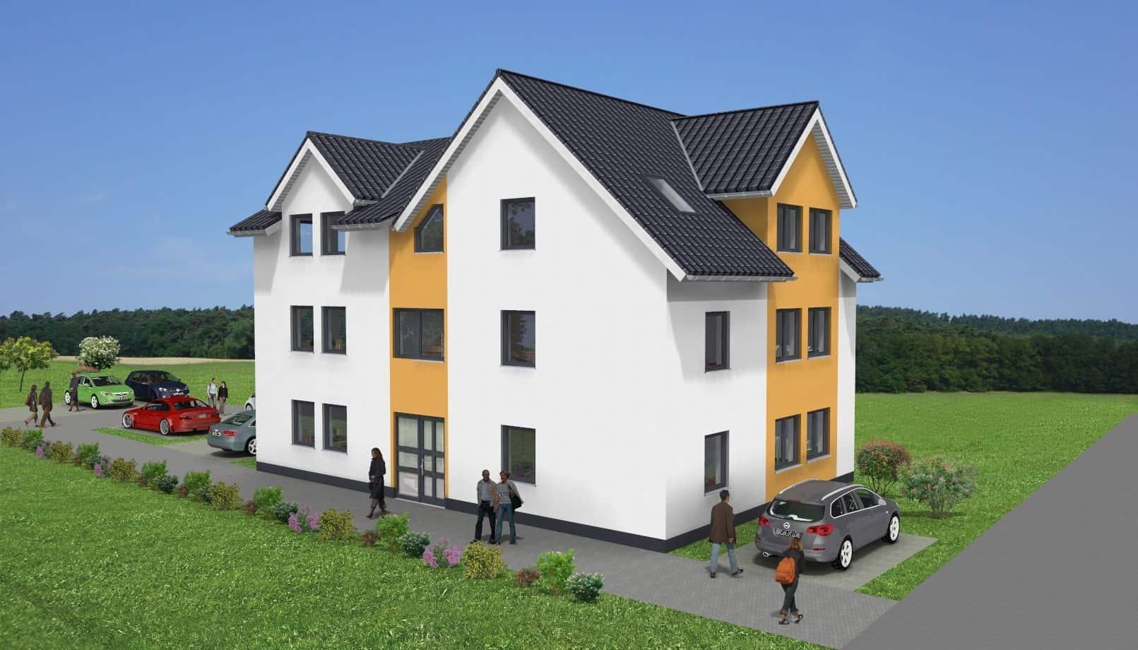 Mehrfamilienhaus in 99817 Eisenach, Gothaer Straße 87