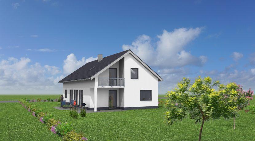 NUE 29-04-17GA+Terasse-Classico1455SD_Bauantrag_Ansichten_3D-Terrasse