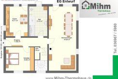 Mihm-Thermohaus_Bungalow105WD+BKG65_EG-Entwurf