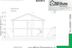 Mihm-Thermohaus_Bungalow105WD+BKG65_Schnitt-C