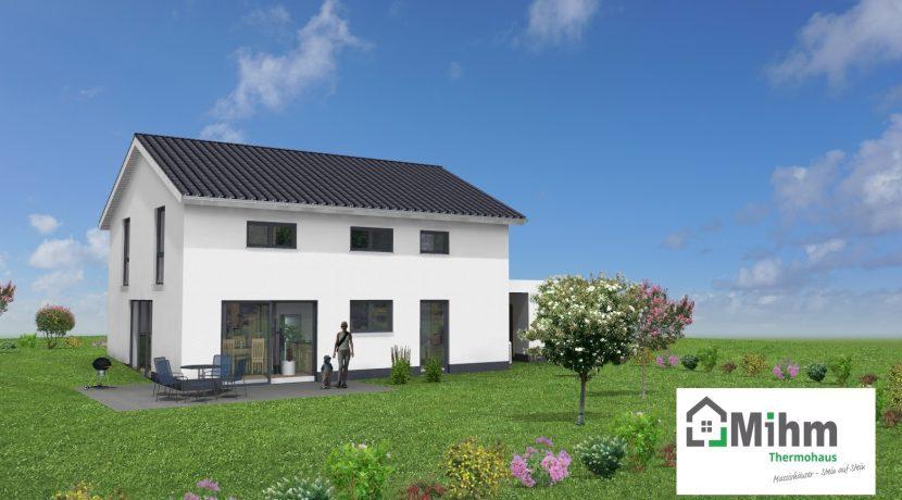 Classico156SD240_Bauantrag_Ansichten_3D-Terrasse_Logo