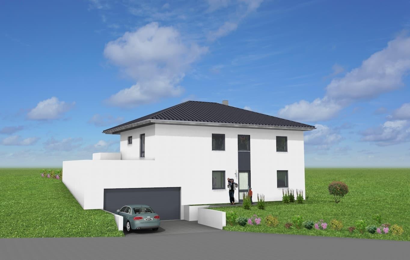 Einfamilienwohnhaus mit Garage in 35423 Lich
