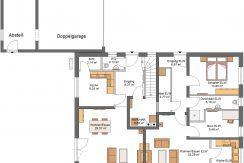 Classico193SD+ELW70_Bauantrag_Ansichten_EG-Entwurf