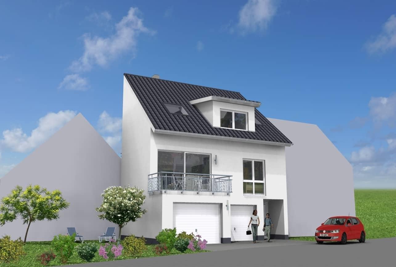 EFH mit Einliegerwohnung und Garage in 97078 Würzburg