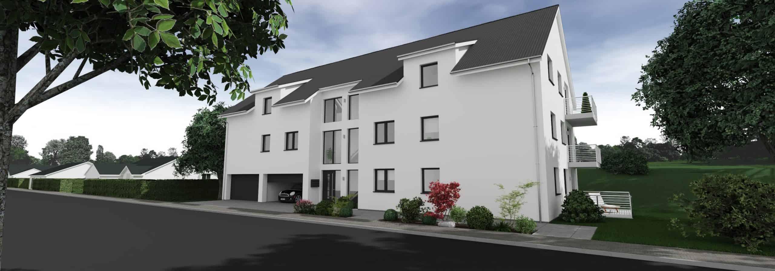 9 freundliche Eigentumswohnungen in Bad Salzungen
