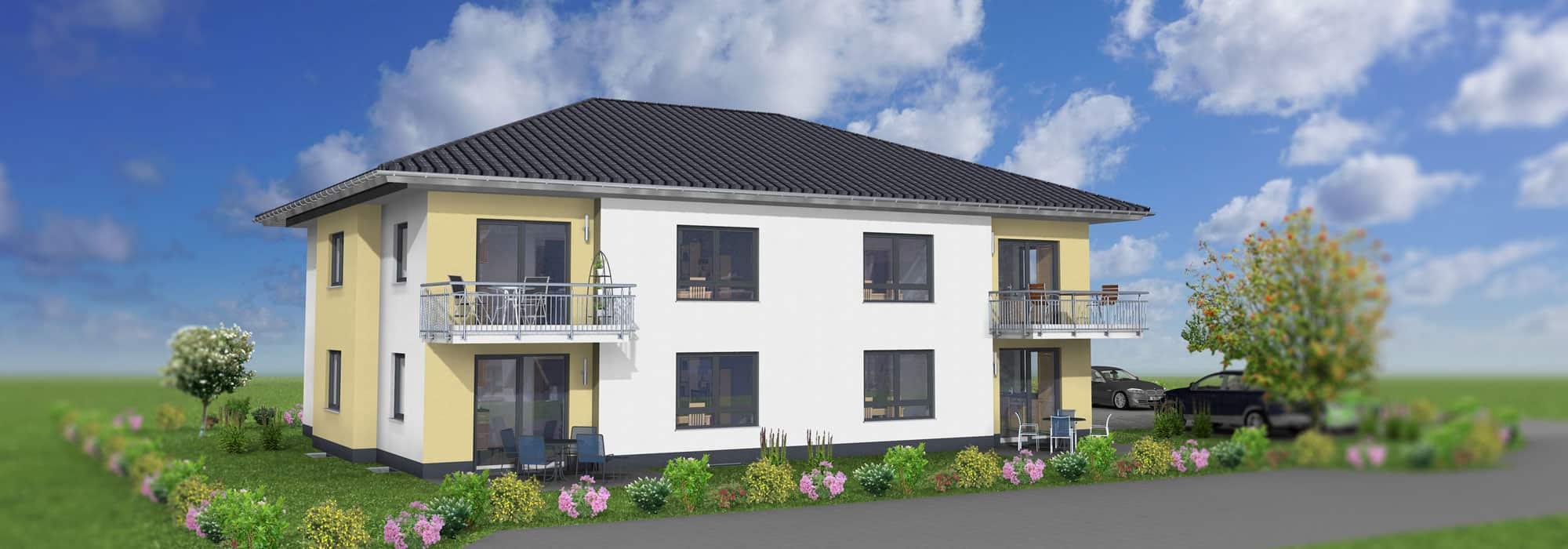 4 freundliche Eigentumswohnungen in Bad Salzungen