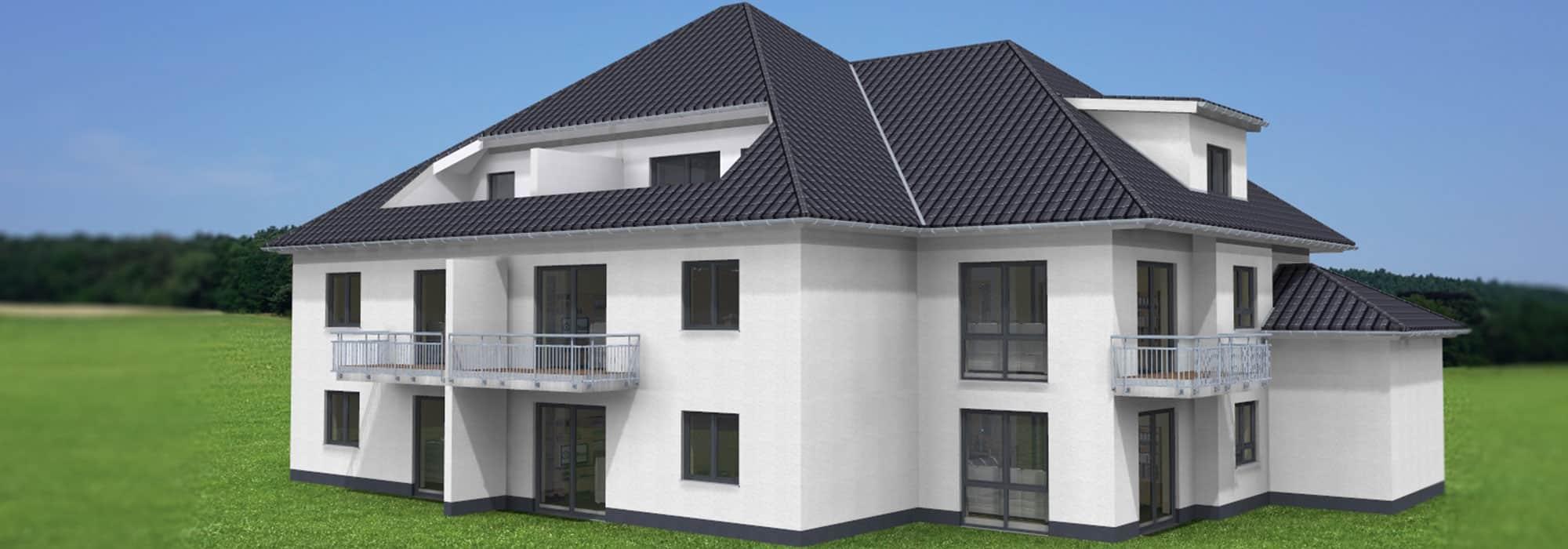 10 freundliche Eigentumswohnungen im Herzen von Petersberg