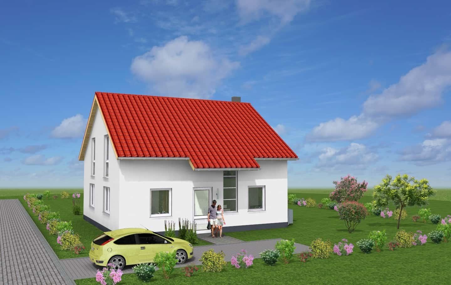 Einfamilienhaus in 36093 Künzell-Keulos