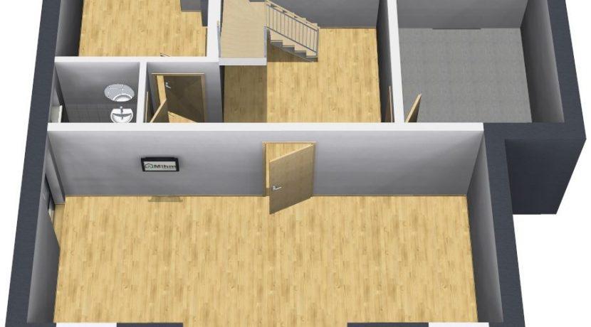 Classico141SD+BKG73_Bauantrag_Ansichten_KG-Terrasse