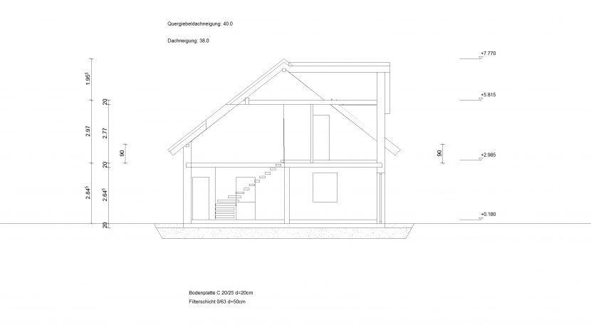 Classico159+GarageSD_Schnitt-C