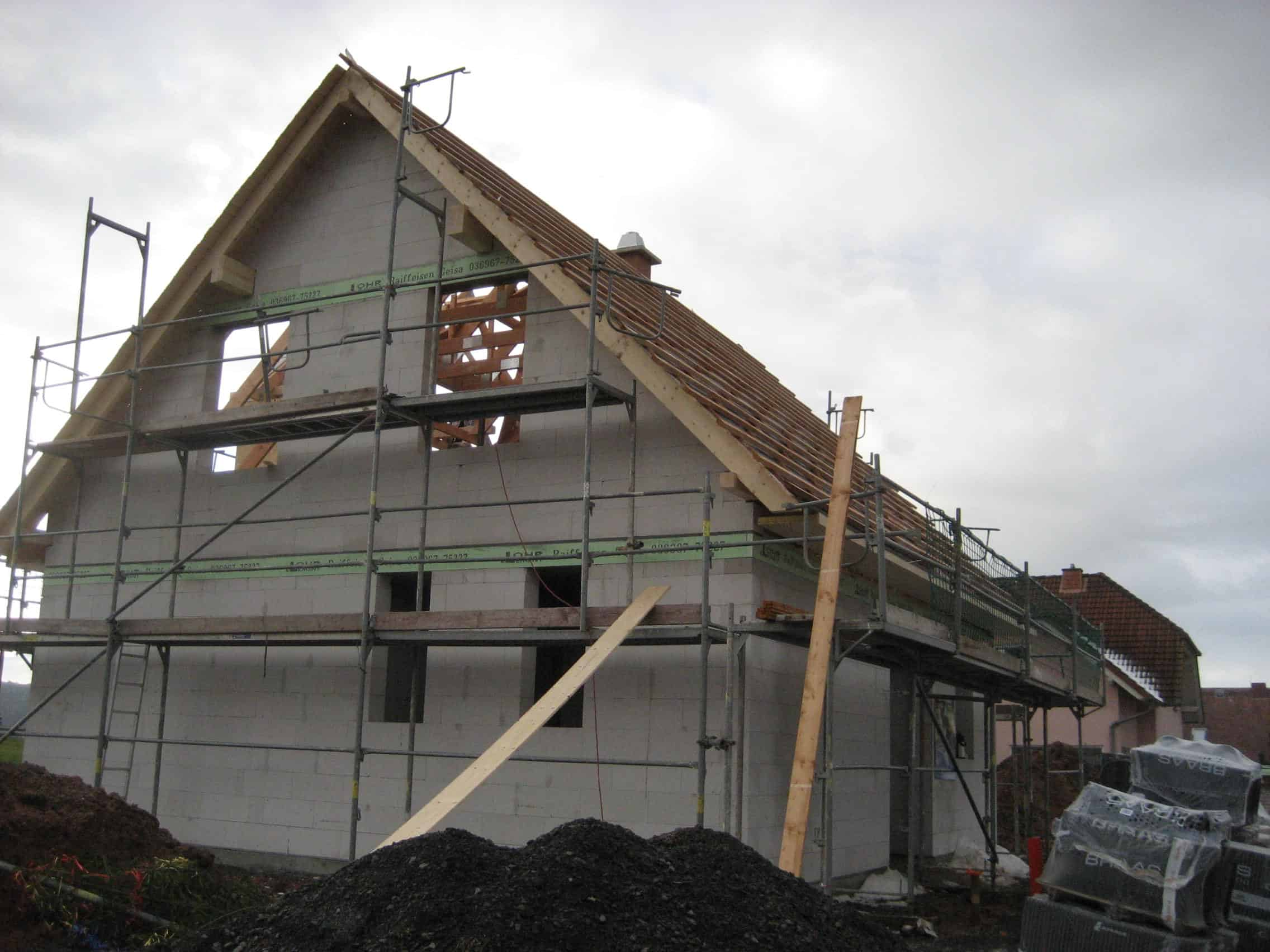 Einfamilienhaus in 36404 Vacha, OT Martinroda