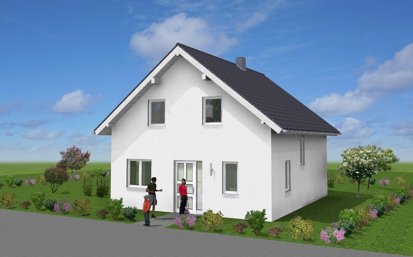 Einfamilienhaus in 36093 Künzell