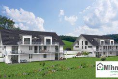 2019-01-16_Primo778SD-7WE_Bauantrag_Ansicht_Ansichten_3D-Terrasse-Haus A B_Logo