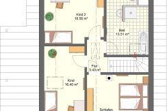 Classico135SD_Bauantrag-Ansichten_DG-Entwurf