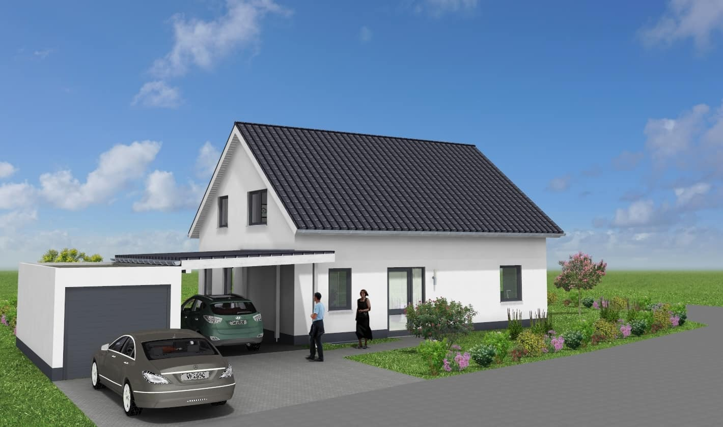 EFH mit Wintergarten und Garage in 36124 Eichenzell OT Rothemann