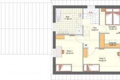 Idealo140SD_Bauantrag_Ansichten-DG-Entwurf