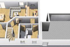 Idealo140SD_Bauantrag_Ansichten-EG-Eingang