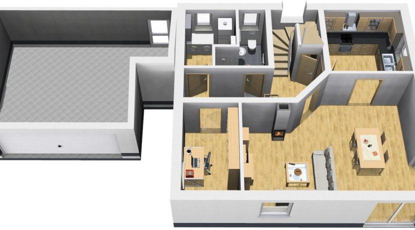 Idealo140SD_Bauantrag_Ansichten-EG-Terrasse