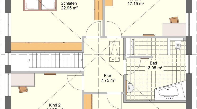 Idealo180_Bauantrag_Ansichten_DG-Entwurf