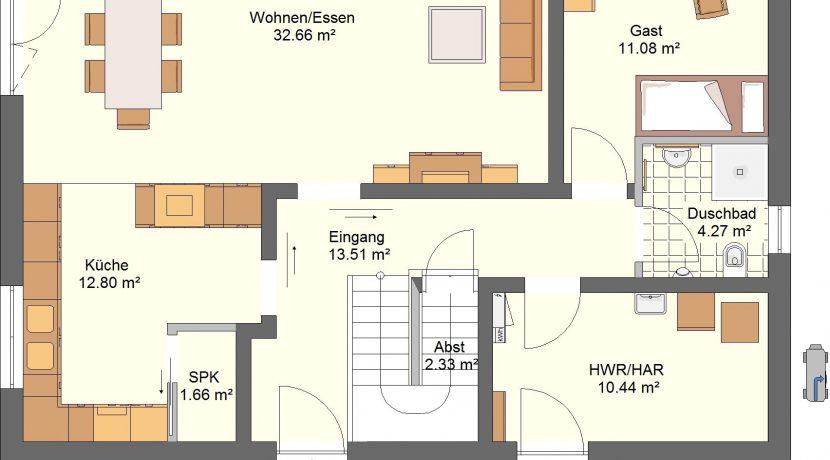 Primero177SD_Bauantrag_EG-Entwurf