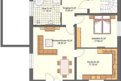 Primero326+ELW+BKG108_Bauantrag-Herget_Ansichten_EG-Entwurf
