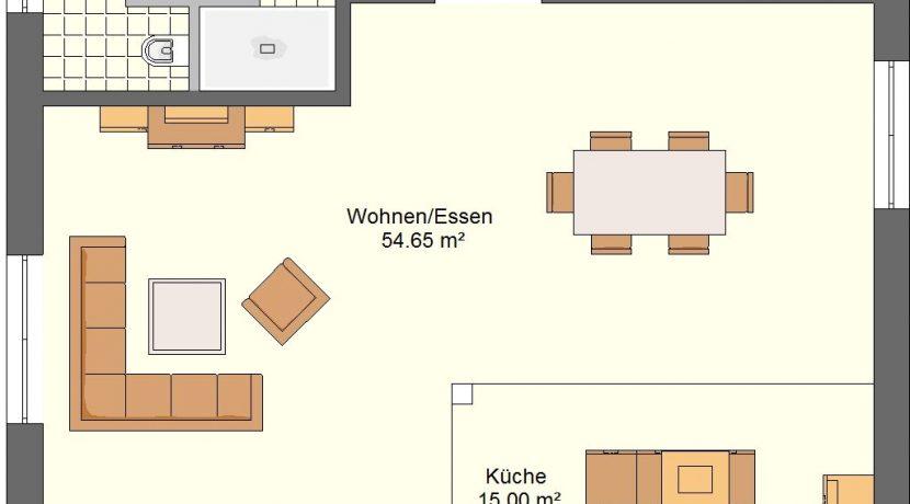 Primero326+ELW+BKG108_Bauantrag-Herget_Ansichten_OG-Entwurf