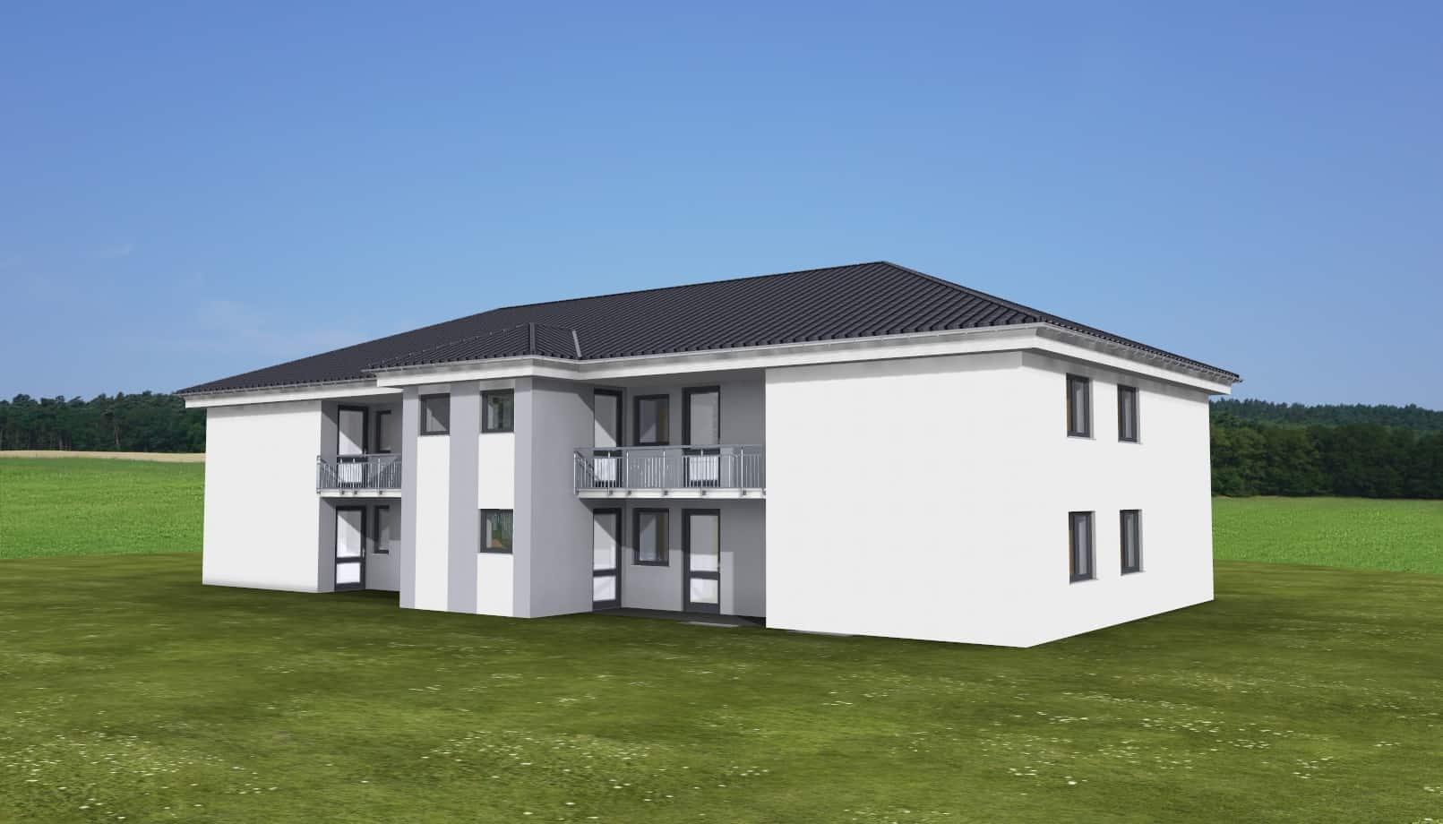 8 Eigentumswohnungen in 36433 Bad Salzungen