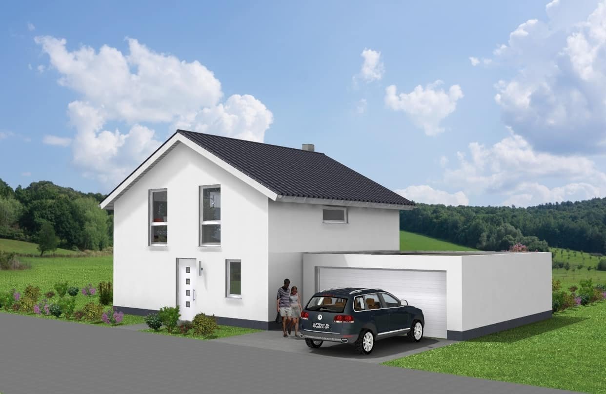 EFH mit Garage in 34305 Niedenstein