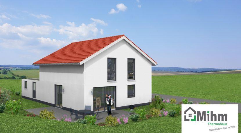 Classico135SD_Bauantrag_Ansichten_3D-Terrasse_Logo