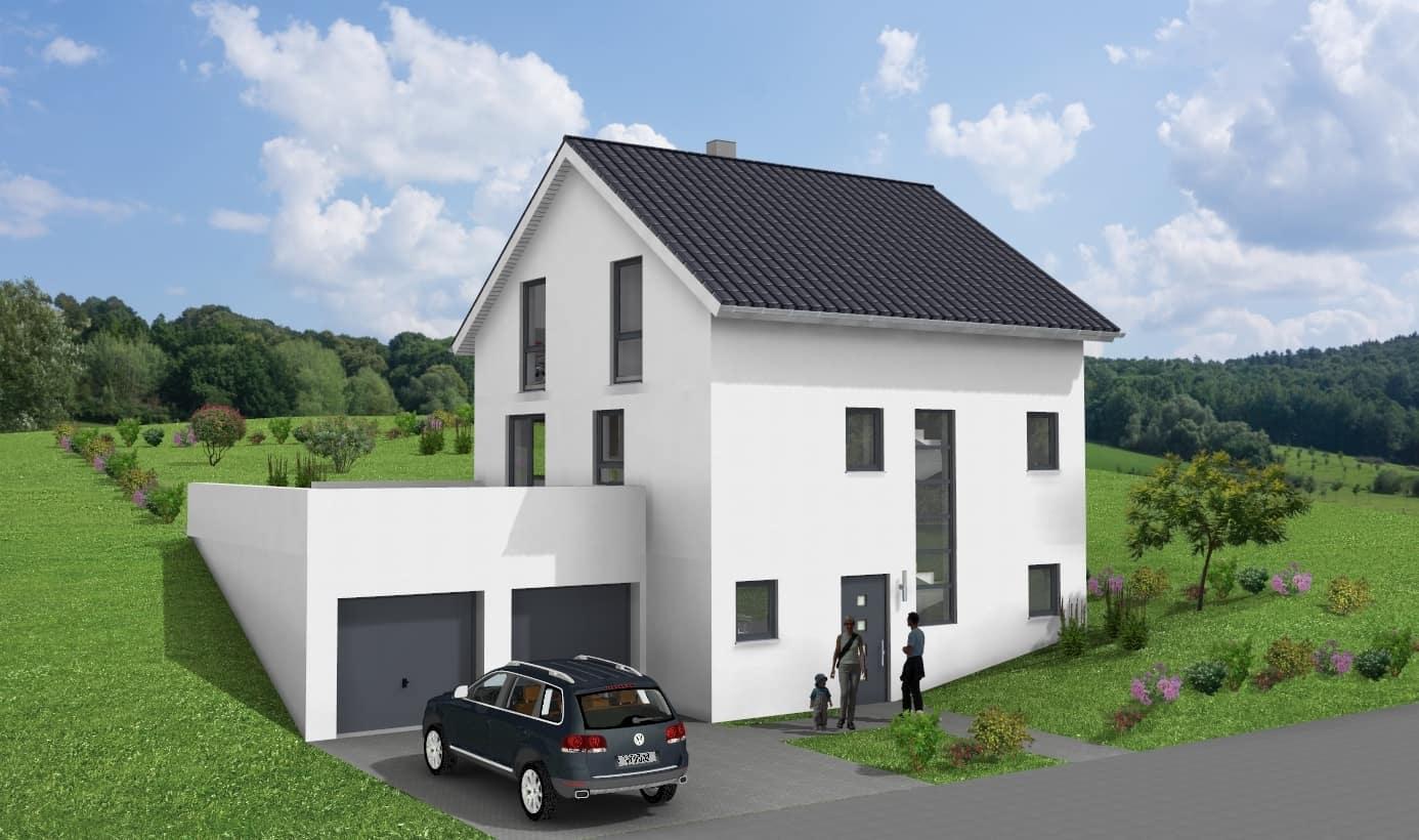 EFH mit Garage in 97837 Tiefenthal