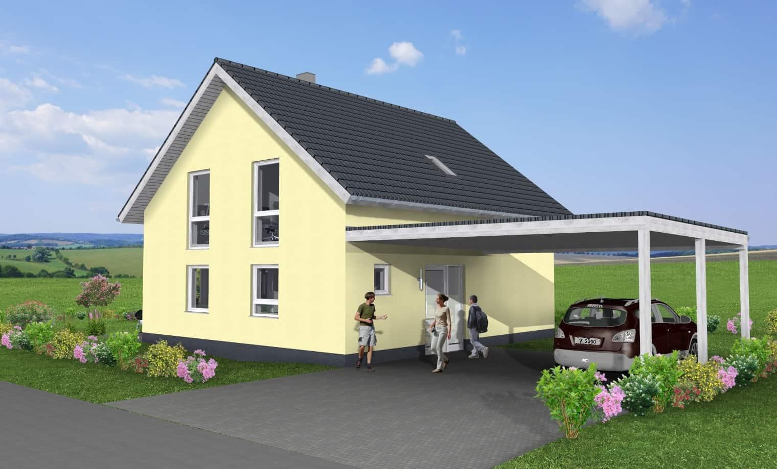 Hausbesichtigung am 09.05.2021 in 36448 Bad Liebenstein OT Schweina, Steinbacher Straße