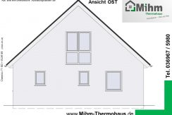 Mihm-Thermohaus_Classico71SD+ELW68_Ansicht-Ost
