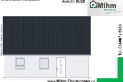 Mihm-Thermohaus_Classico71SD+ELW68_Ansicht-Sued