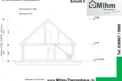 Mihm-Thermohaus_Classico71SD+ELW68_Schnitt-C