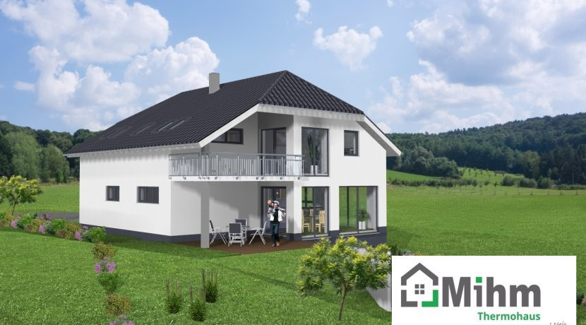 Primero202WD+BKG104_Bauantrag_Ansichten_3D-Terrasse_Logo