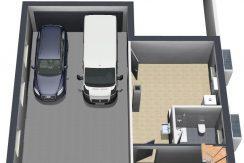 Primero202WD+BKG104_Bauantrag_Ansichten_KG-Eingang