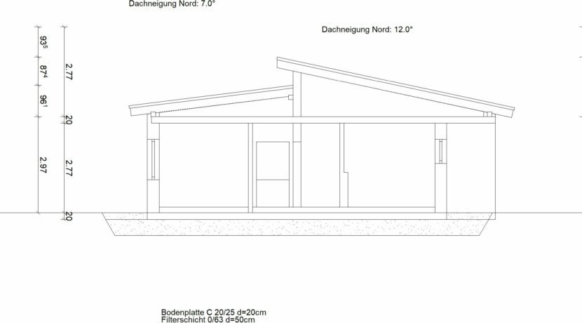 Bungalow122PDv+Carport56PD_Schnitt-A