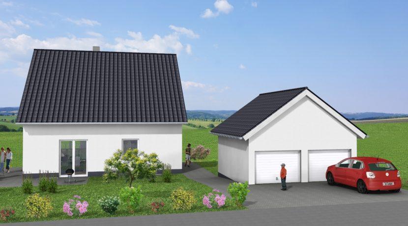 Idealo143SD+BKG69_Bauantrag_2020-04-07_Ansichten_3D-Einfahrt