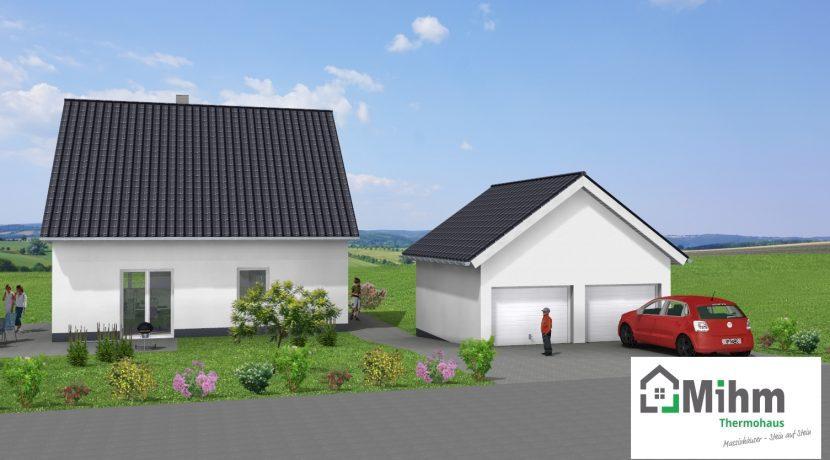 Idealo143SD+BKG69_Bauantrag_2020-04-07_Ansichten_3D-Einfahrt_Logo