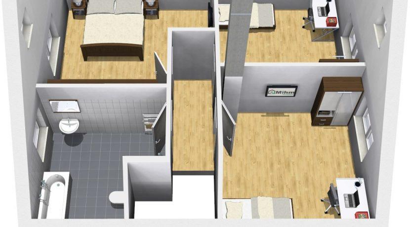 Idealo143SD+BKG69_Bauantrag_2020-04-07_Ansichten_DG-Eingang