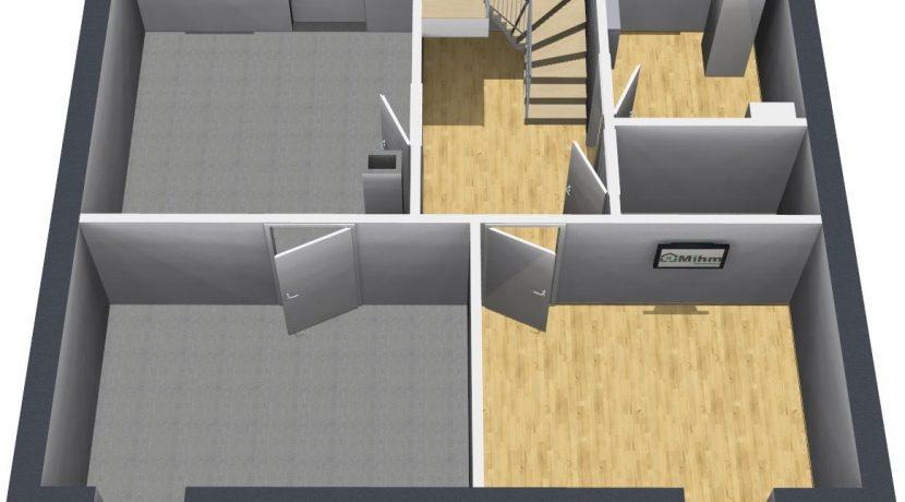 Idealo143SD+BKG69_Bauantrag_2020-04-07_Ansichten_KG-Terrasse