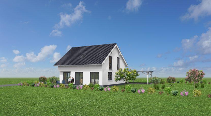 Primero130SD_Bauantrag_Ansichten_3D-Terrasse