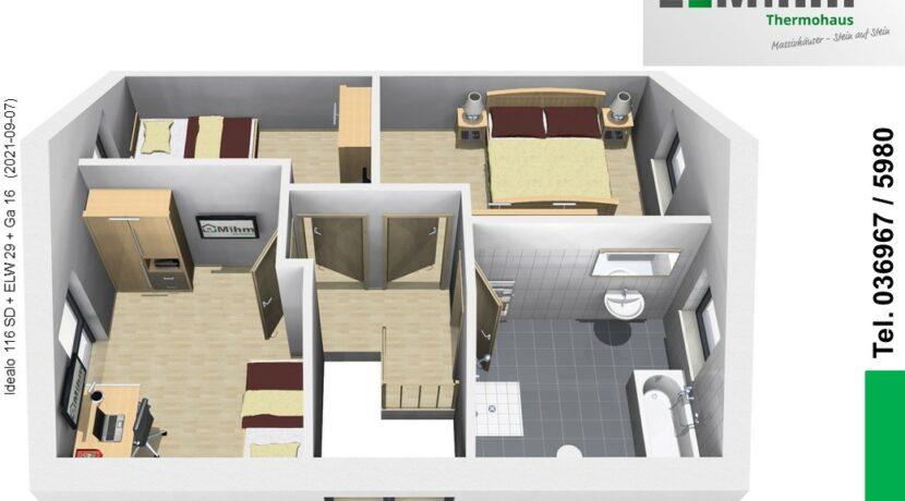 Mihm-Thermohaus_Idealo116SD+ELW29+Ga16_DG-Eingang