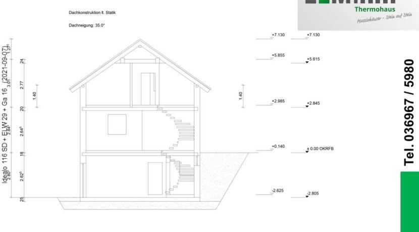 Mihm-Thermohaus_Idealo116SD+ELW29+Ga16_Schnitt-A